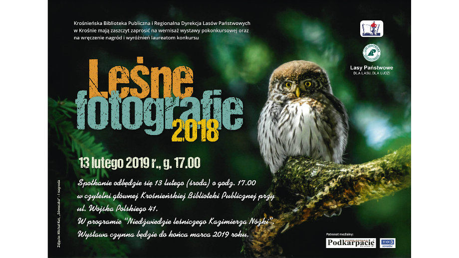 Leśne fotogafie 2018