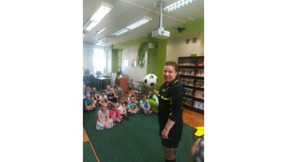 Wychowanie przez sport i czytanie