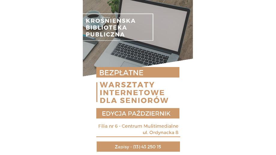 Bezpłatne warsztaty komputerowo-internetowe w Bibliotece – zapisy na październikową edycję