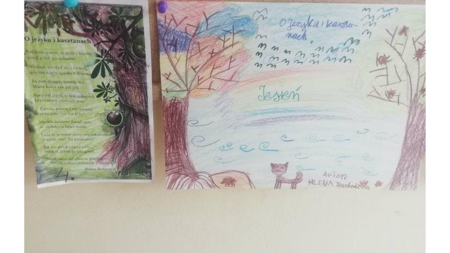 Jesień w wierszach