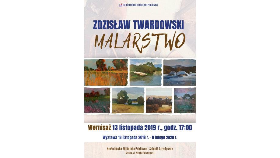 Otwarcie wystawy malarstwa Zdzisława Twardowskiego