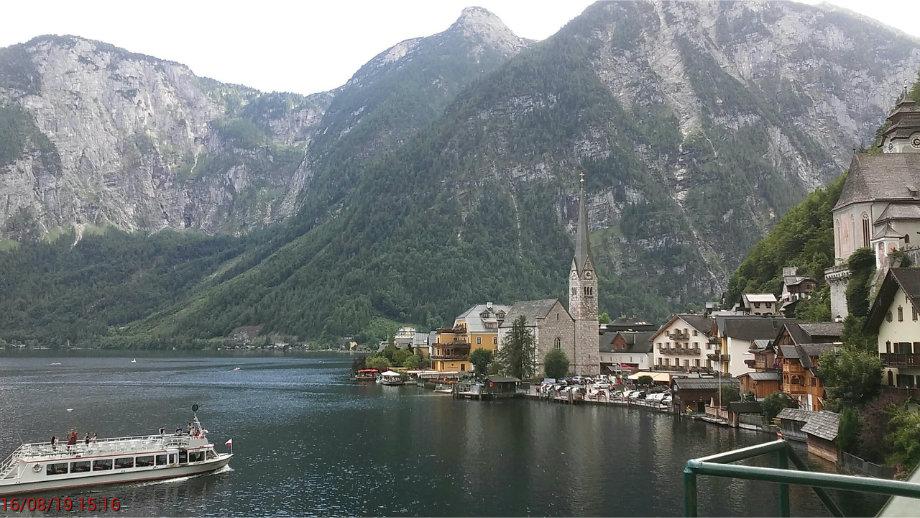 Salzburg i kraina jezior alpejskich