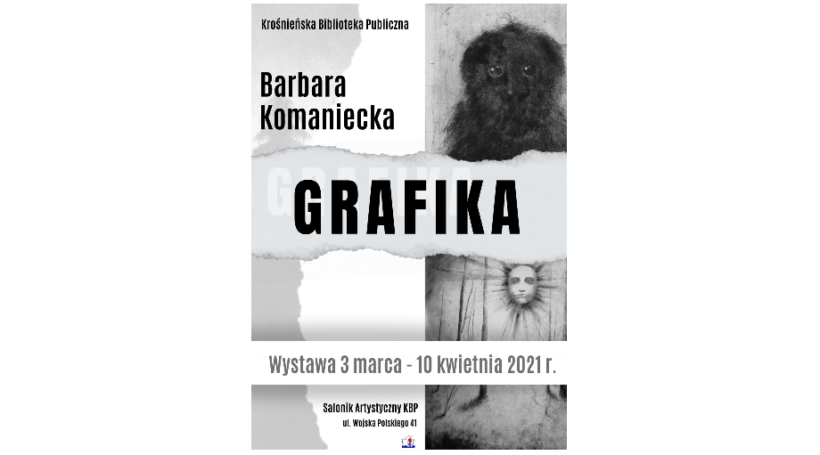 Grafika Barbary Komanieckiej