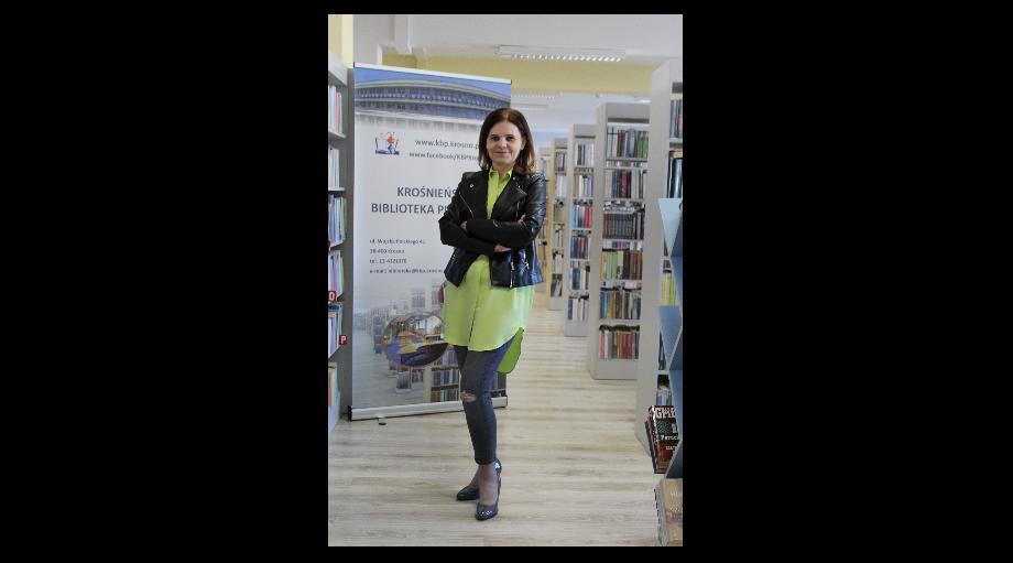 Monika Machowicz z KBP Bibliotekarzem Roku 2020!