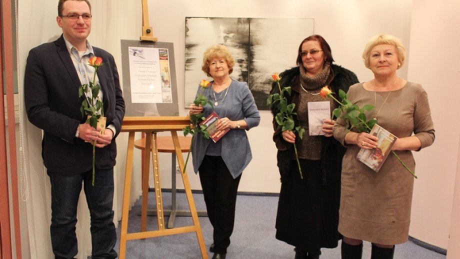 Spotkanie krośnieńskch poetów
